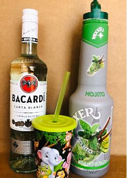 Bacardi + Mojito