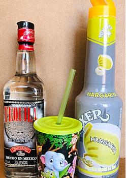 Tequila + Margarita