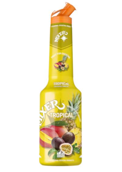 Trópusi gyümölcs püré